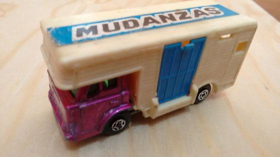 FORD CAMION MUDANZAS