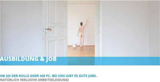 Die Malerei Marotzke aus Berlin traut sich was - und spricht die Sprache von Z