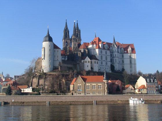 Dom und Albrechtsburg