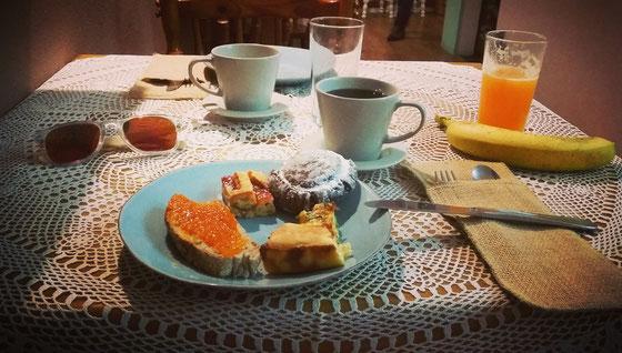Breakfast Belos Aires Porto Portugal café restaurant