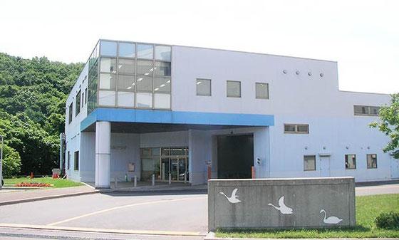 西いぶりリサイクルプラザ(選別作業工場)