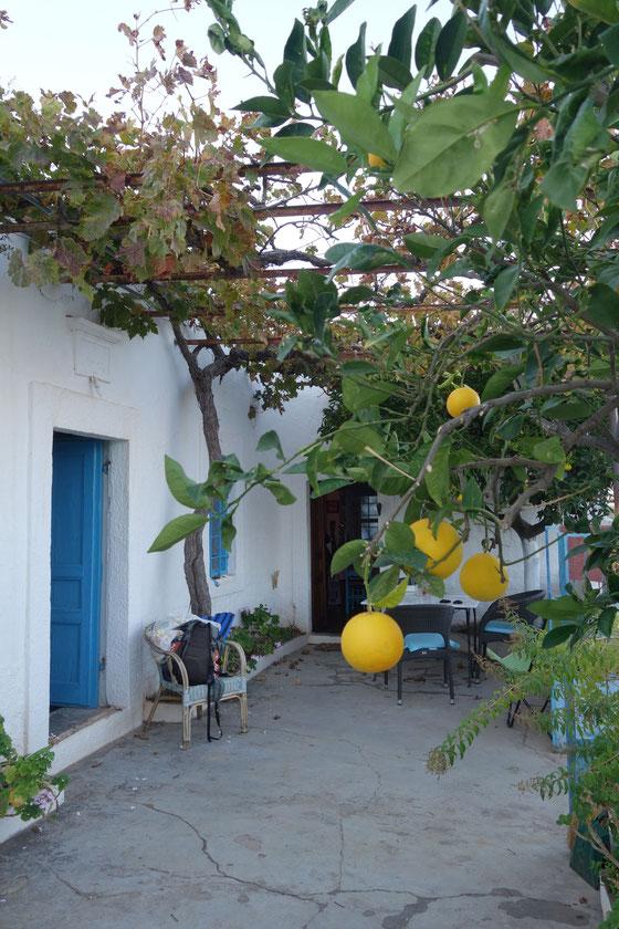 maison à Zakros
