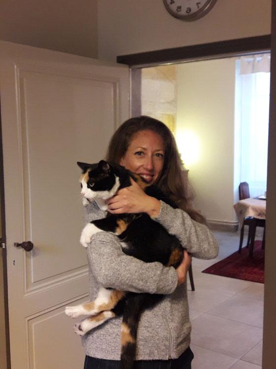 Leila Gharbi fait une Parenthèse à La Réole