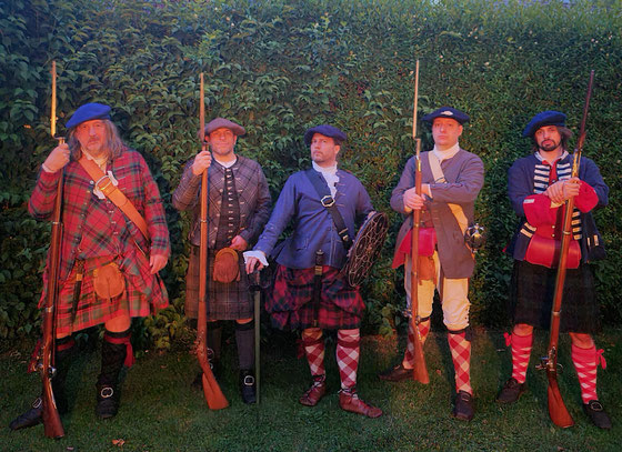 A Lochaber Clan