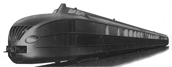 Schienen-Zeppelin 1938