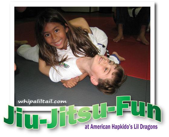 Children's Jiu-Jitsu
