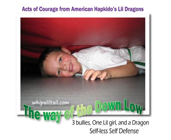 little ninjas courage