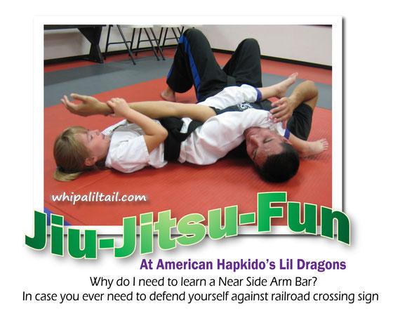 children self defense
