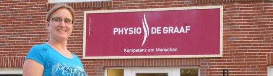 Physio de Graaf - Inhaberin Petronella Demuth - de Graaf