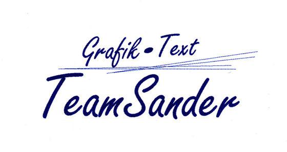 Gertraud Sander, Diplompädagogin. Grafik · Text.