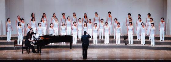 第34回町田市合唱祭   (町田市民ホール)  2013年11月10日(日)