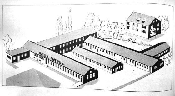 WEBA Fabrikgelände Ober-Ramstadt