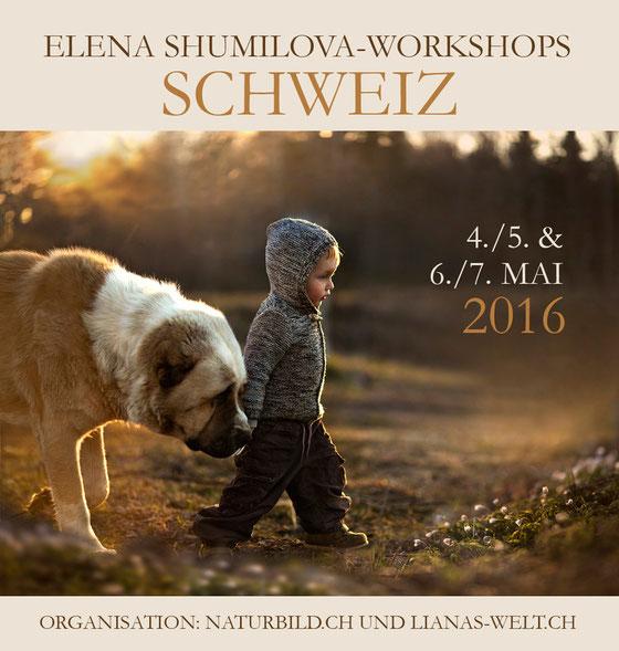 Elena Shumilova Workshop