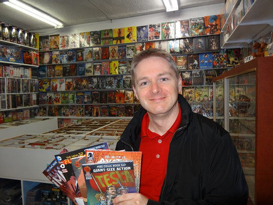 Free Comic Book Day in Toronto!