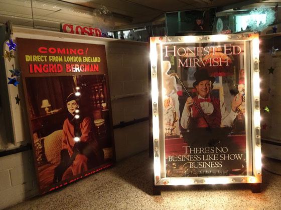 An Honest Farewell in Toronto: Kunstvoller Abschied von Honest Eds, dem Kaufhaus des Theaterförderers Ed Mirvish.