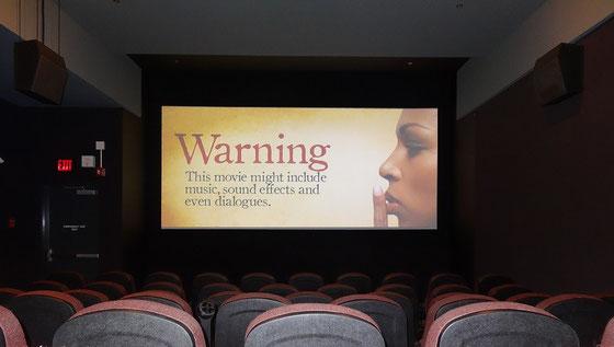 Kunst in Toronto: Manchmal ist man im falschen Film ;-)