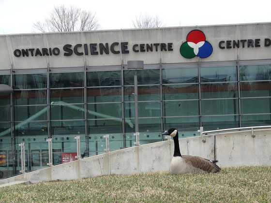 Ontario Science Centre in Toronto