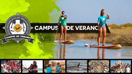 Campus de Verano Isla Canela