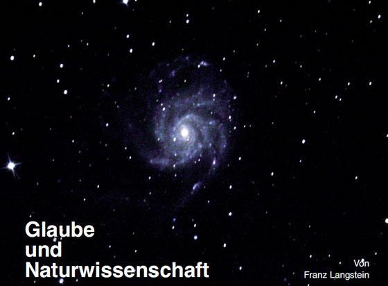 Die Feuerradgalaxie, eine 39 Millionen Lichtjahre entfernte Galaxie, ähnlich wie unsere Milchstraße. Foto: Franz Langstein