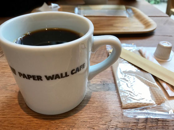 ☆コヒーのあとはハニーケーキ。