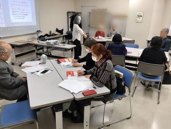 ☆座学のみで賞味105分の動機づけ講座。NHKのご担当様から操作編の要請がありました。