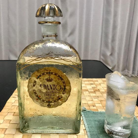 ☆約30年前の空瓶ですが大事にしています。