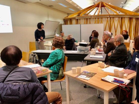 ☆木村奈津子さんのスピーチは「消費の変化とお客様の評価指標~CSからCXへ~」。某通信会社にお勤めの現役バリバリ。いいヒントをいただきました。
