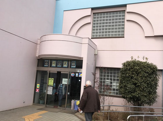 ☆写真は小川公民館。