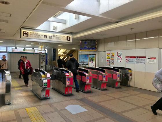☆アポは12:00。京王線下高井戸改札前。
