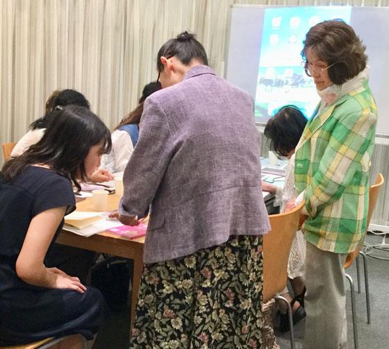 ☆生田美子さん「東京防災」、「緊急SOS」や「ピッケの絵本」などのアプリをご紹介。