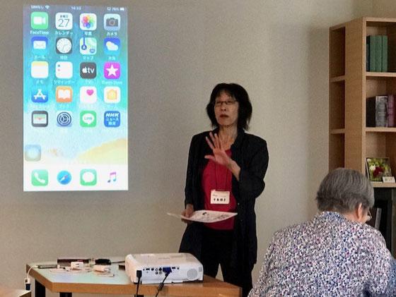 ☆今回の中島雅子さんのテーマは「NHKニュース防災」アプリのご紹介。