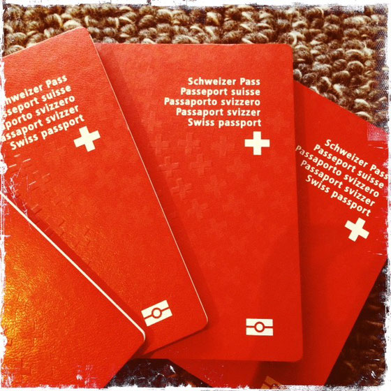 Swiss Passport - renew in Australia