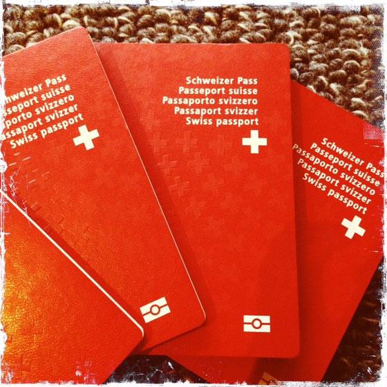 Swiss Passport - renew in Australia