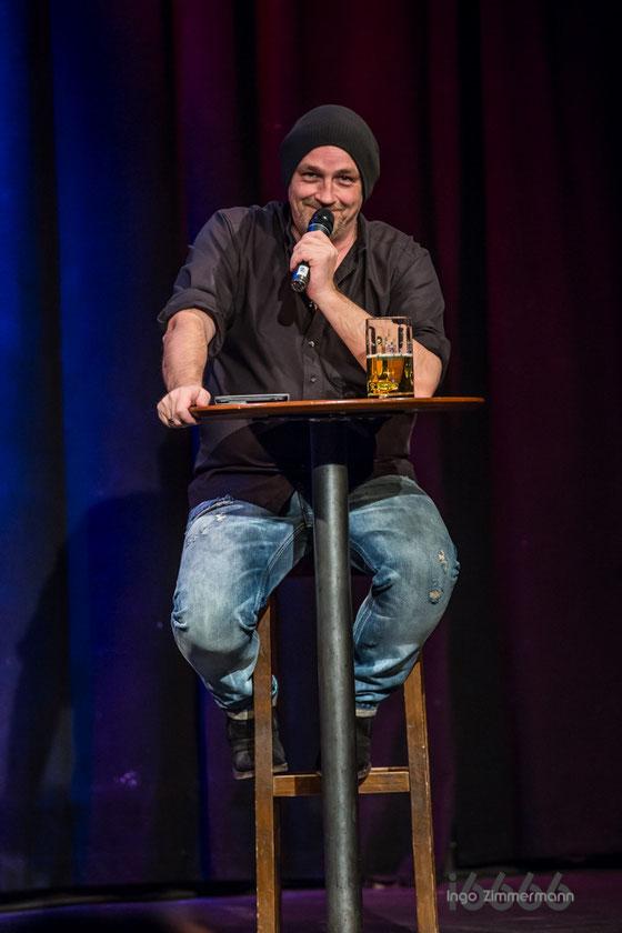 Cafe Hahn Torsten Straeter 2015 Comedy Kabarett