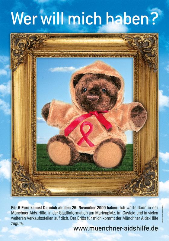 Plakat Teddy 2009