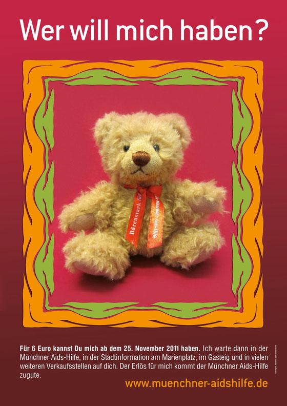 Plakat Teddy 2011