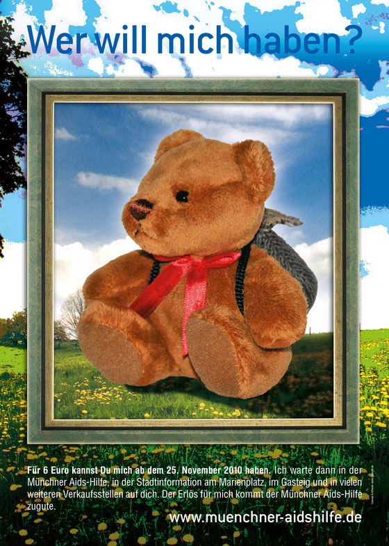 Plakat Teddy 2010