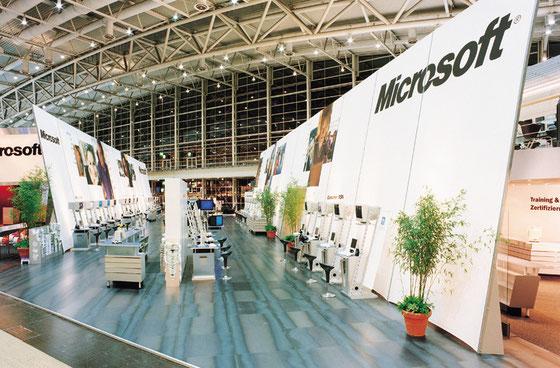 Messe: Microsoft