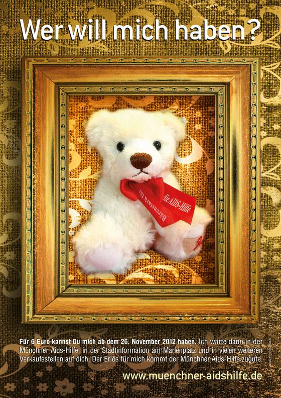 Plakat Teddy 2012
