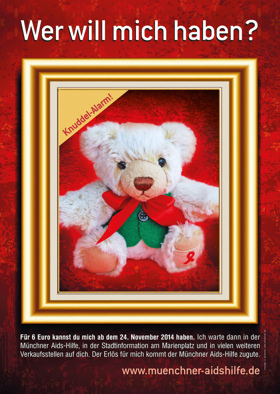 Plakat Teddy 2014