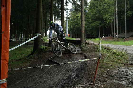 1. Rennen iXS Rookies Downhill Cup in Steinach 09.-11.05.2014