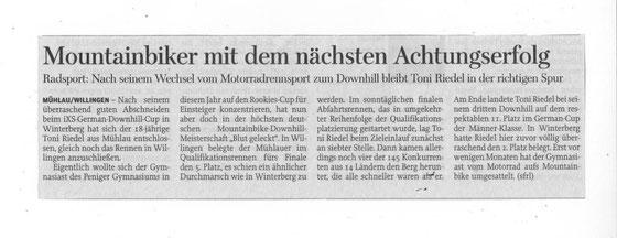 Freie Presse Rochlitz 24.06.2014