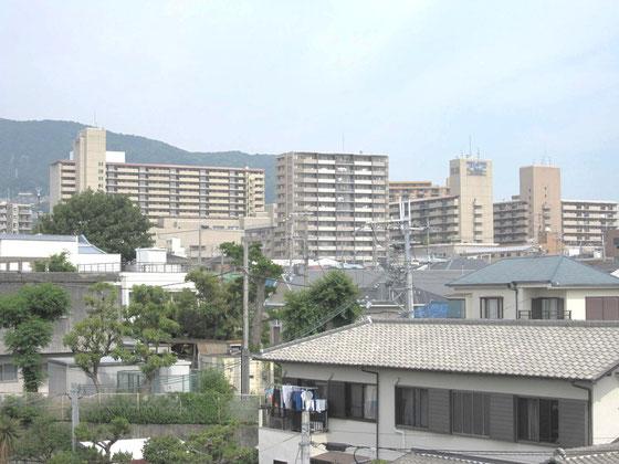 ↑逆瀬川駅前のアピアが見えます