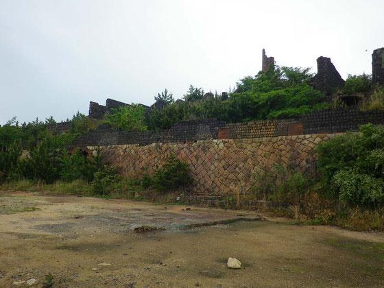 犬島 廃墟