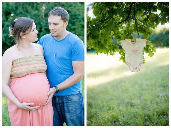 Schwangerschaftsfoto Idee, Schwangerschaftsfoto Pose