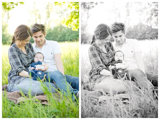 Familien Shooting Wels