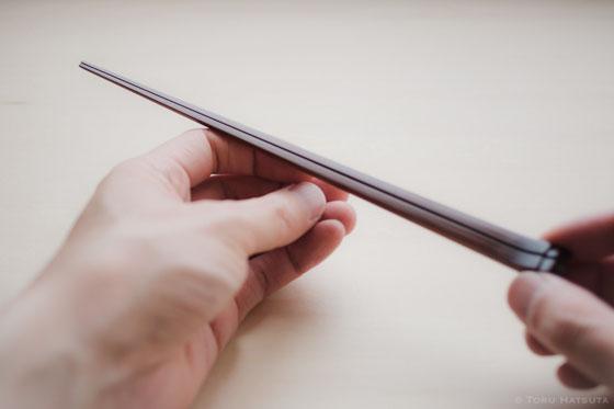 煤竹箸の全体のイメージ。竹工芸家 初田徹