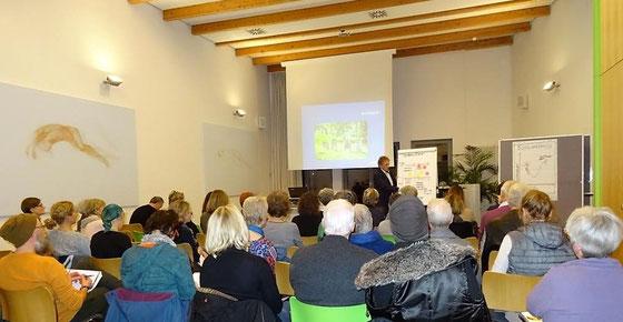 29.1.2018 Vortrag im Gesundheitshaus Münster