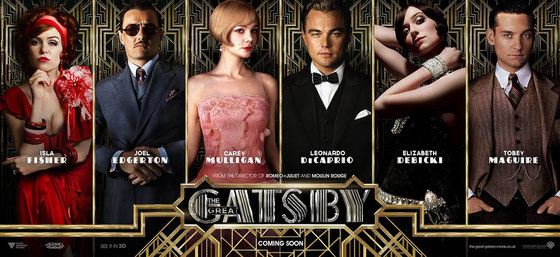 El Gran Gatsby banner
