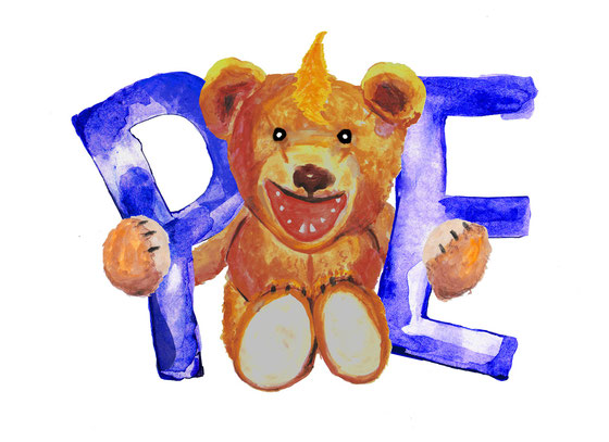 teddy for PURPLE END